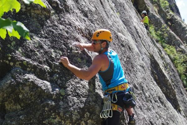 Klettern – outdoor
