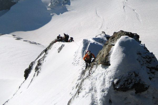 Bergsteigen/Hochtouren/Klettersteige