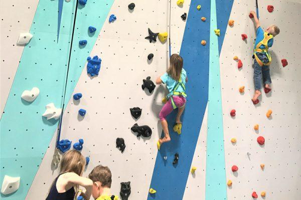 Klettern – Indoor